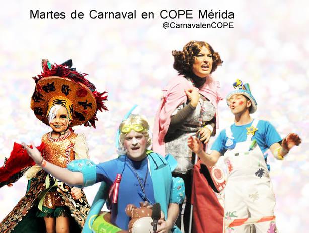 #CarnavalenCOPE
