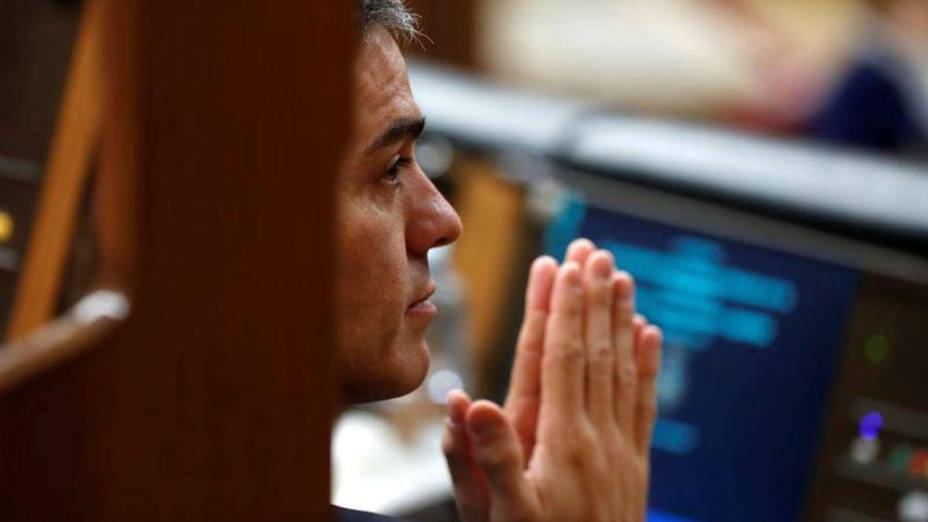 El Congreso tumba los Presupuestos de Sánchez y abre la puerta a un adelanto electoral