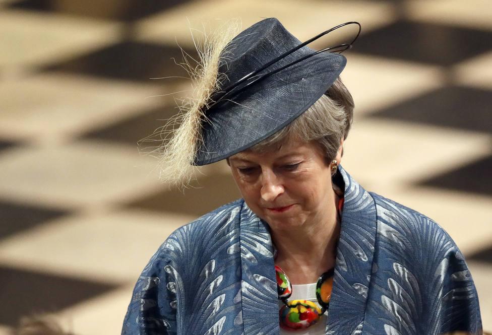 Brexit.- El fiscal general dice que el acuerdo de May mantiene el riesgo legal de no poder dejar la salvaguarda