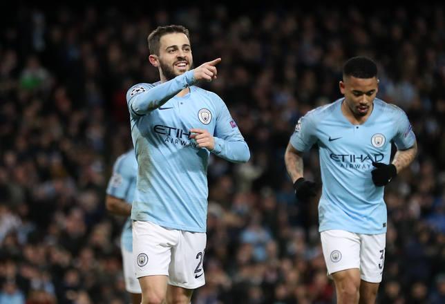 Crónica del Manchester City - Schalke 04, 7-0