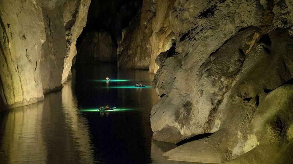 La cueva más grande del mundo sigue creciendo en Vietnam