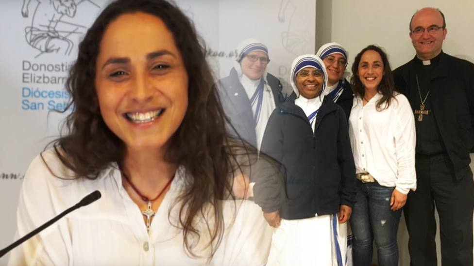 El vídeo testimonio viral de conversión de una enfermera abortista de Bilbao en el Himalaya