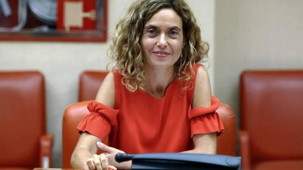Así es el abultado sueldo que cobrará la socialista Meritxell Batet como nueva presidenta del Congreso