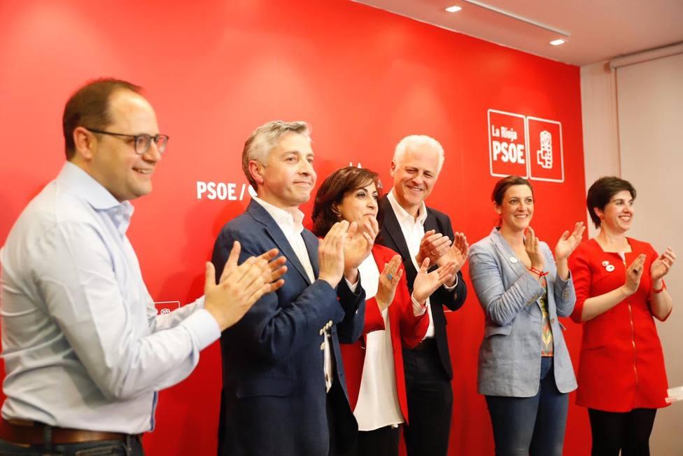 El PSOE aspira a gobernar La Rioja en minoría y su candidato en Logroño será alcalde con la llave del PR