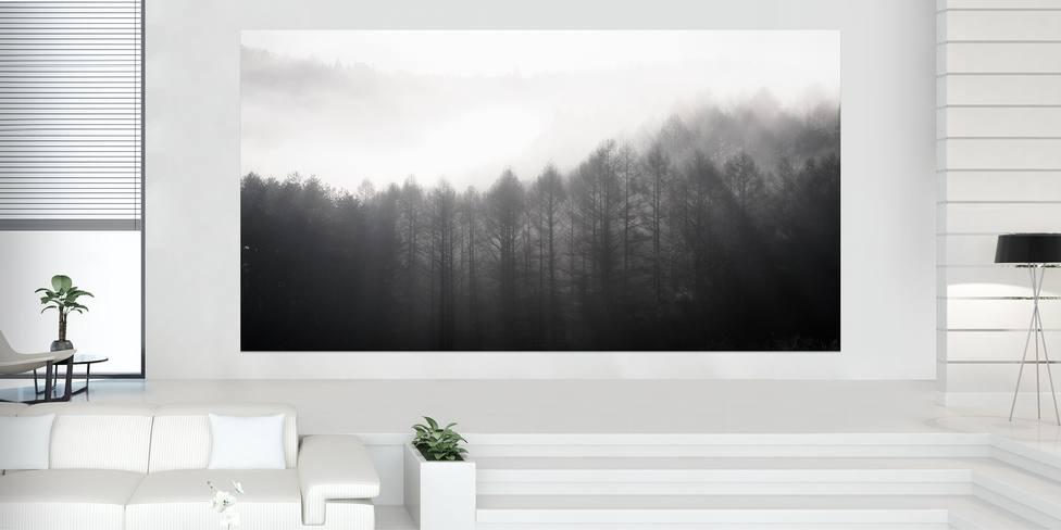 Samsung lanza su pantalla modular The Wall Luxury que alcanza las 292 pulgadas