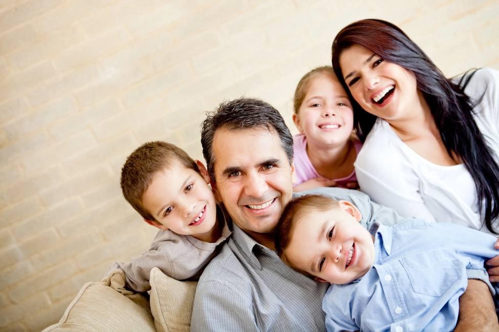 Las quejas de las familias numerosas sobre la aplicación de la ley a familias con más de 5 hijos