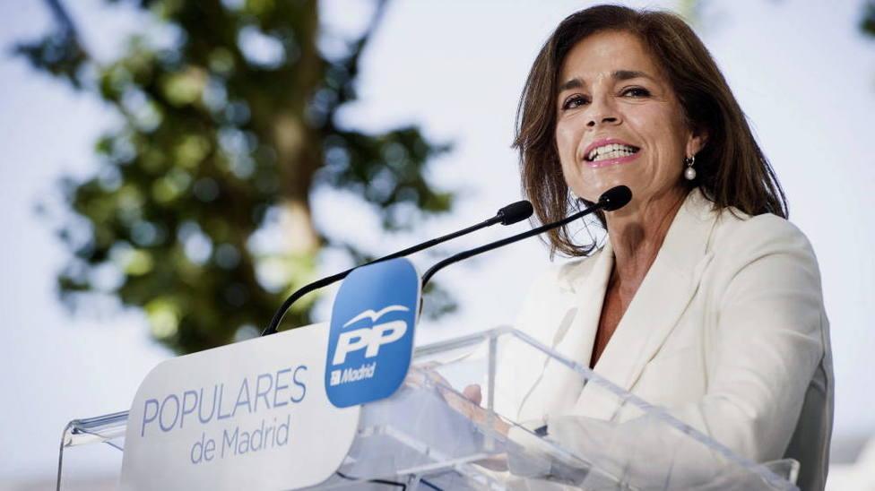 El Tribunal de Cuentas revoca la condena a Ana Botella por vender pisos a fondos buitre