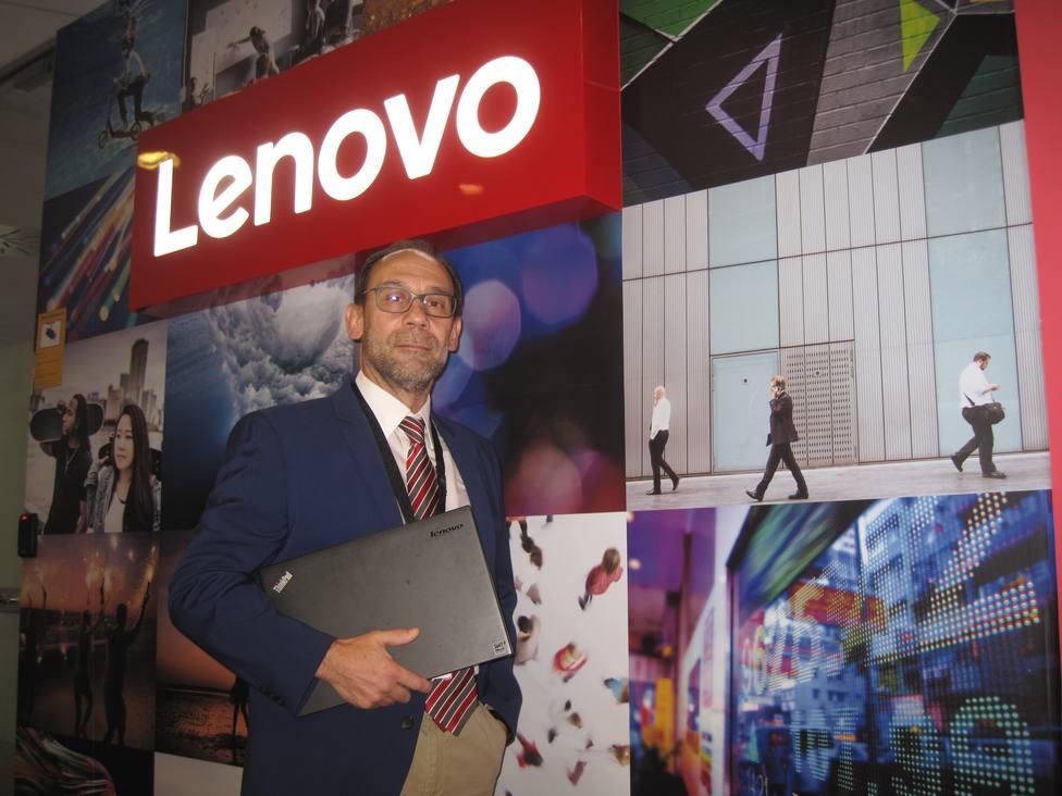 Miguel Ángel Martínez, nuevo service delivery manager de Lenovo para Iberia
