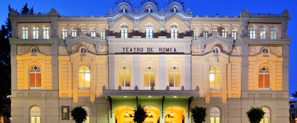 Teatro Romea, referente cultural de Murcia
