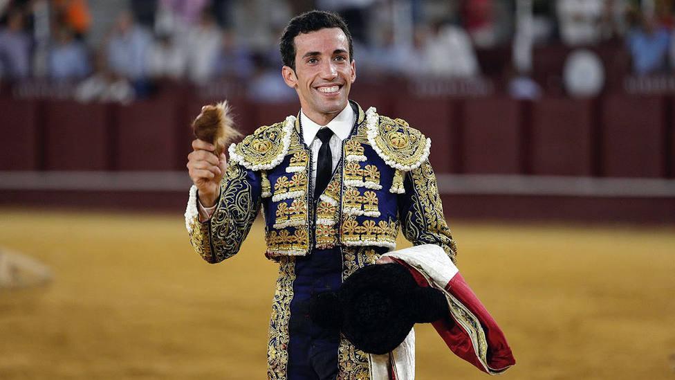 David de Miranda, recocido en su tierra con la Medalla de Huelva 2020