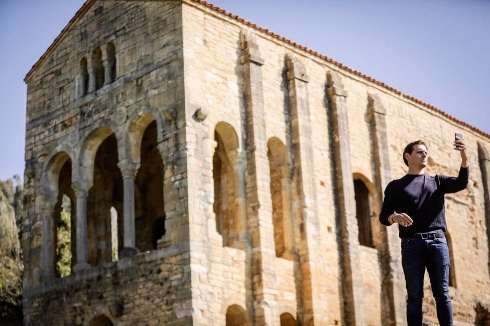 Rivera (Cs) destaca que Asturias es uno de los paraísos naturales de España