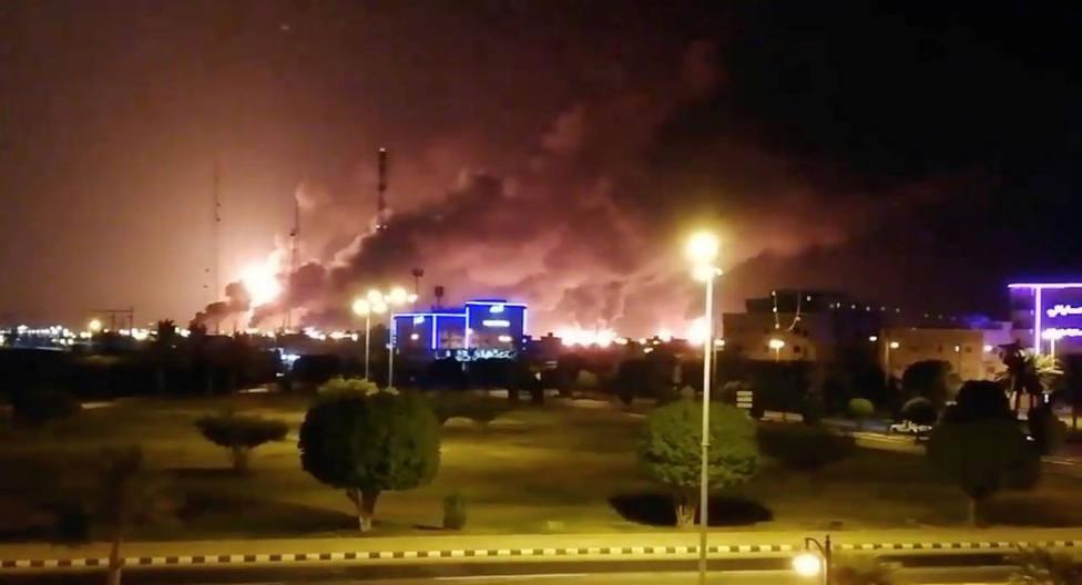Arabia Saudí anuncia que el suministro de crudo vuelve al nivel previo al ataque