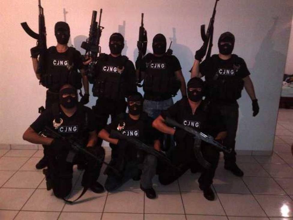 El cartel de Jalisco asesina a 14 policías en un ataque en el oeste de México