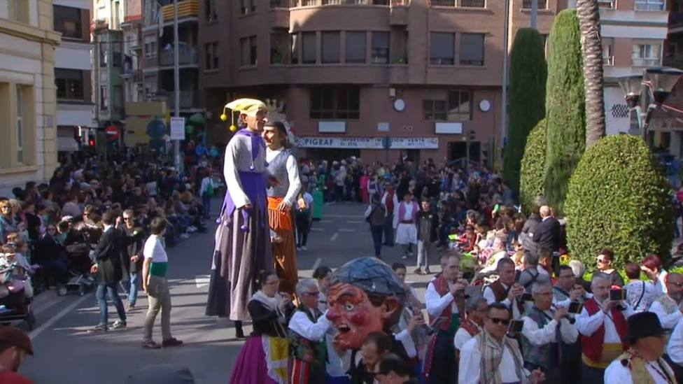 Cabalgata del Pregó de Castelló