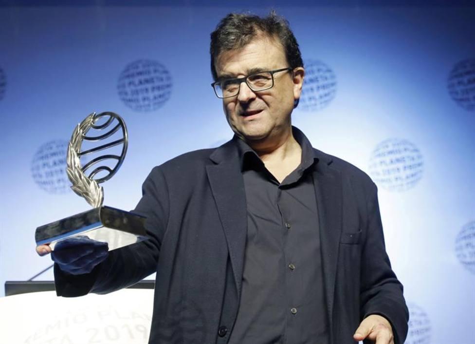 Javier Cercas gana el 68º Premio Planeta con la novela Terra Alta