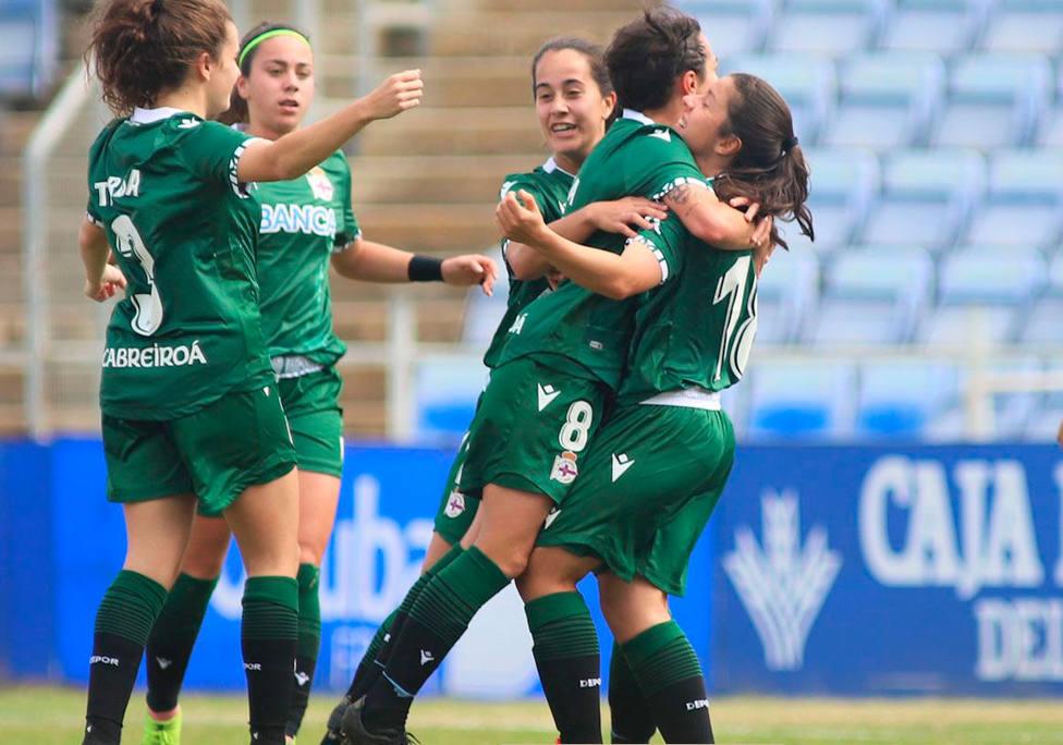 Sporting Huelva - Deportivo