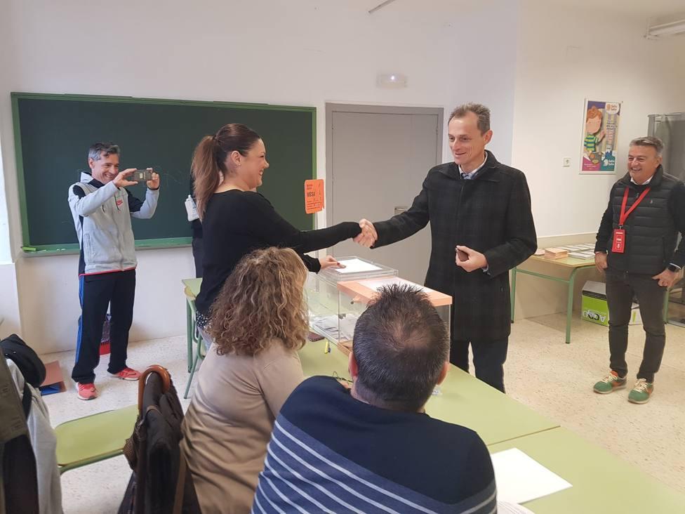 Pedro Duque pide un último esfuerzo a los votantes para tener un Gobierno estable y con mayoría suficiente