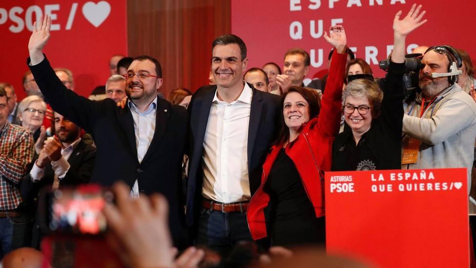 El PSOE también ganaría las elecciones en Asturias