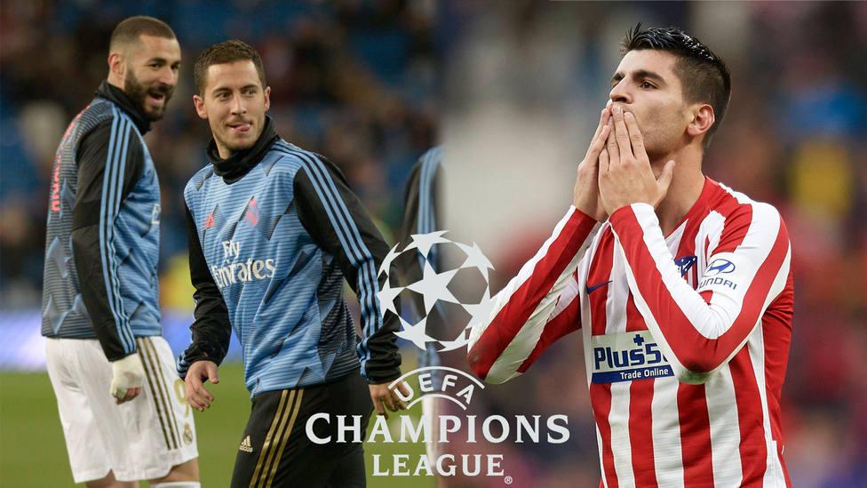 Quinta jornada de la Champions League. CORDONPRESS