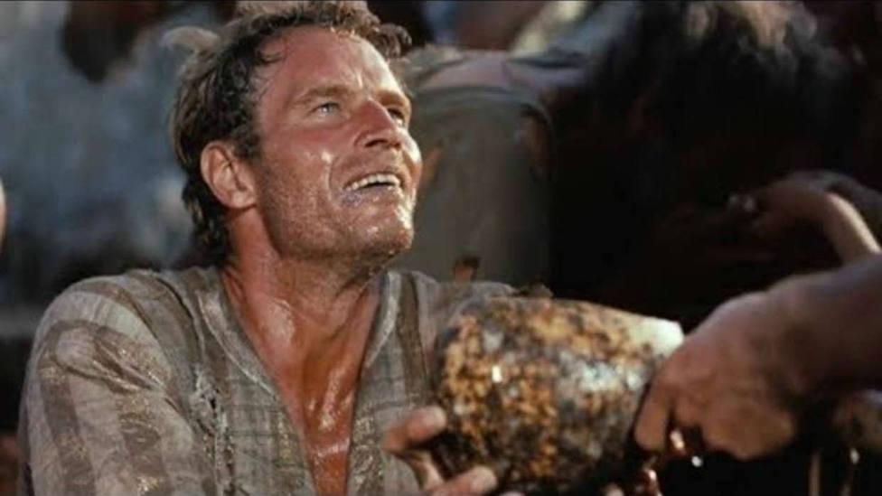 Ben-Hur, la historia de venganza que acabó en redención