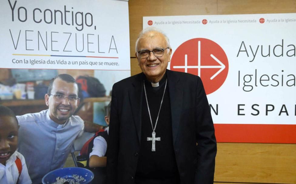 La campaña de Ayuda a la Iglesia Necesitada a favor de la Iglesia en Venezuela recauda 1,3 millones de euros