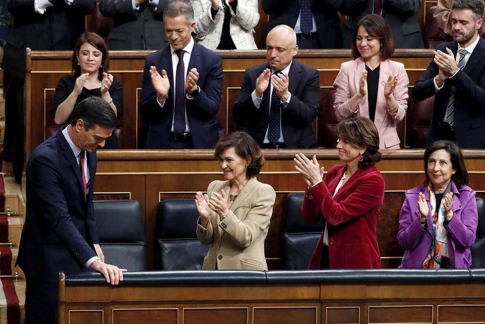 El desliz jurídico del PSOE que ha provocado una ola de reacciones