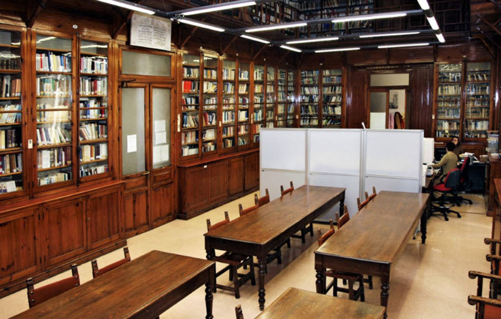 La biblioteca 'Tello Téllez de Meneses' de la Diputación de Palencia cierra temporalmente por obras