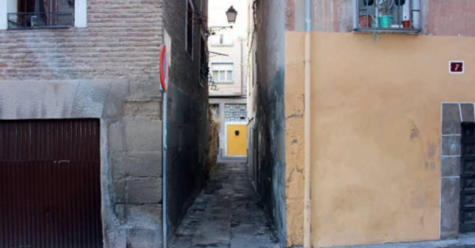 ¿Sabes cual es la calle más pequeña de Logroño sin ningún portal y por tanto, ninguna numeración?