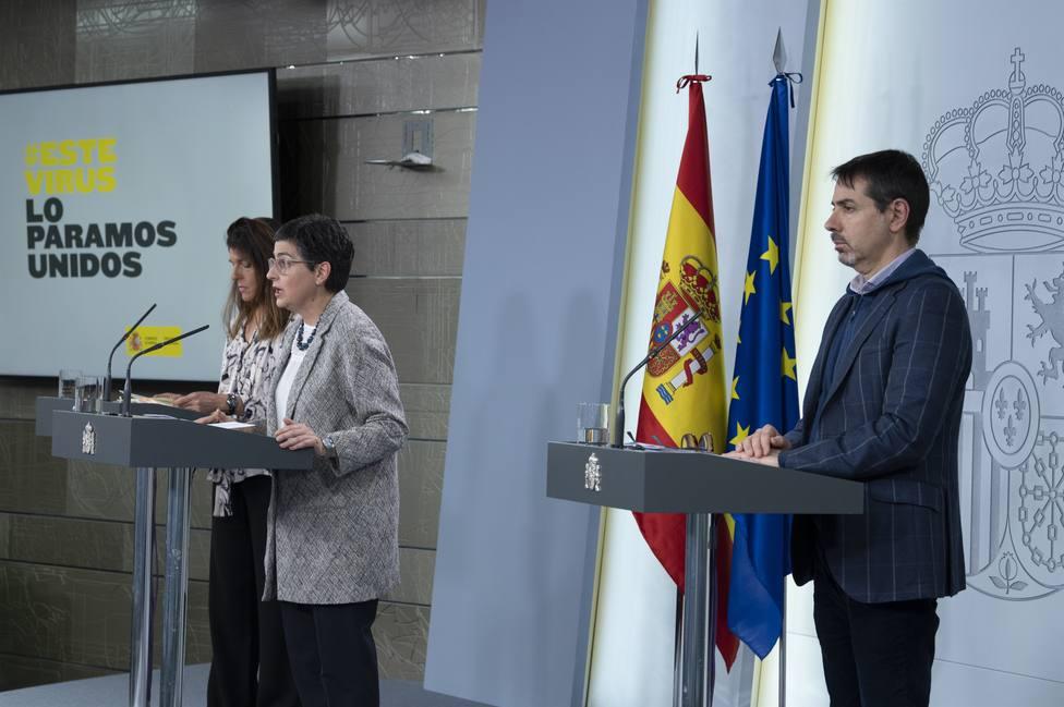 Exteriores prepara el retorno de 900 españoles desde Italia