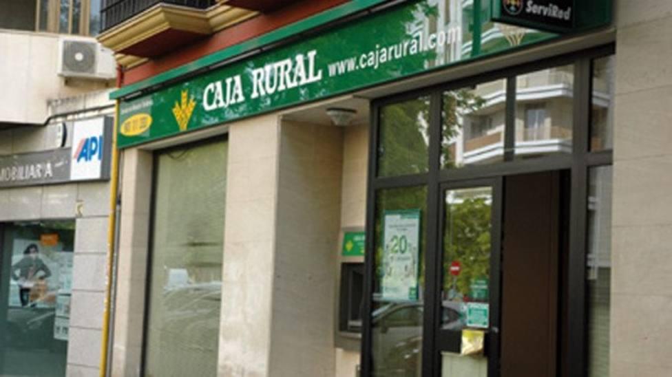 Sucursal de la Caja Rural del Sur en Huelva
