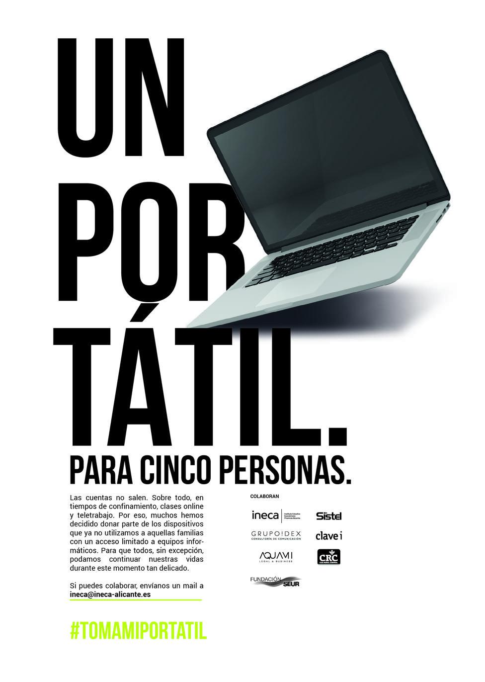 Imagen de la Campaña de INECA