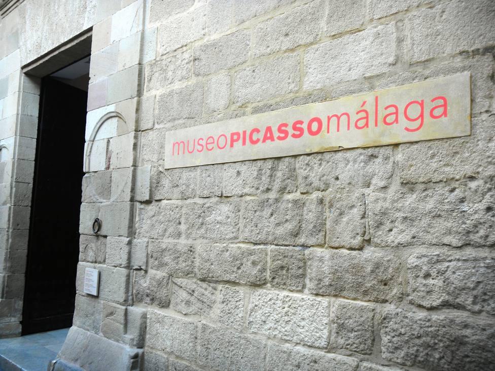 Imagen del Museo Picasso en Málaga.