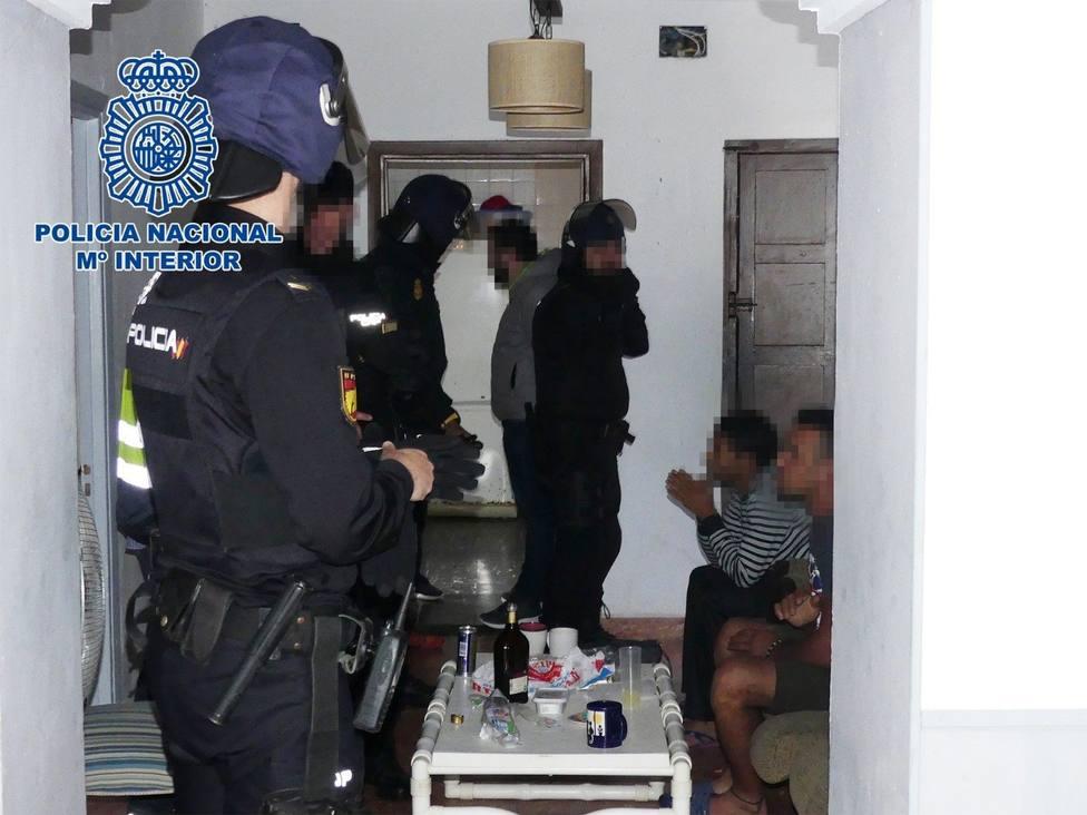 sindicato policía inmigración canarias
