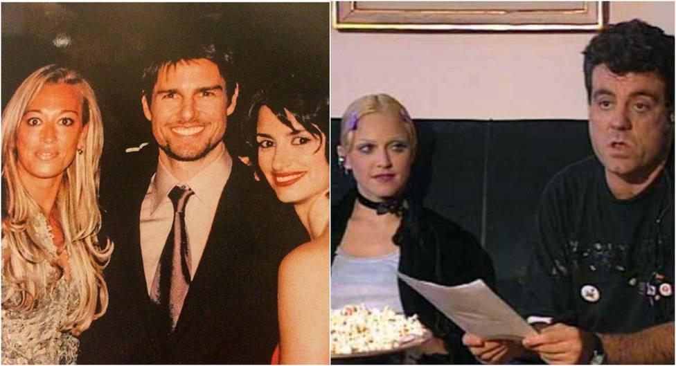 Madonna, Tom Cruise o Britney Spears: Las apariciones más surrealistas de la TV española de los 90