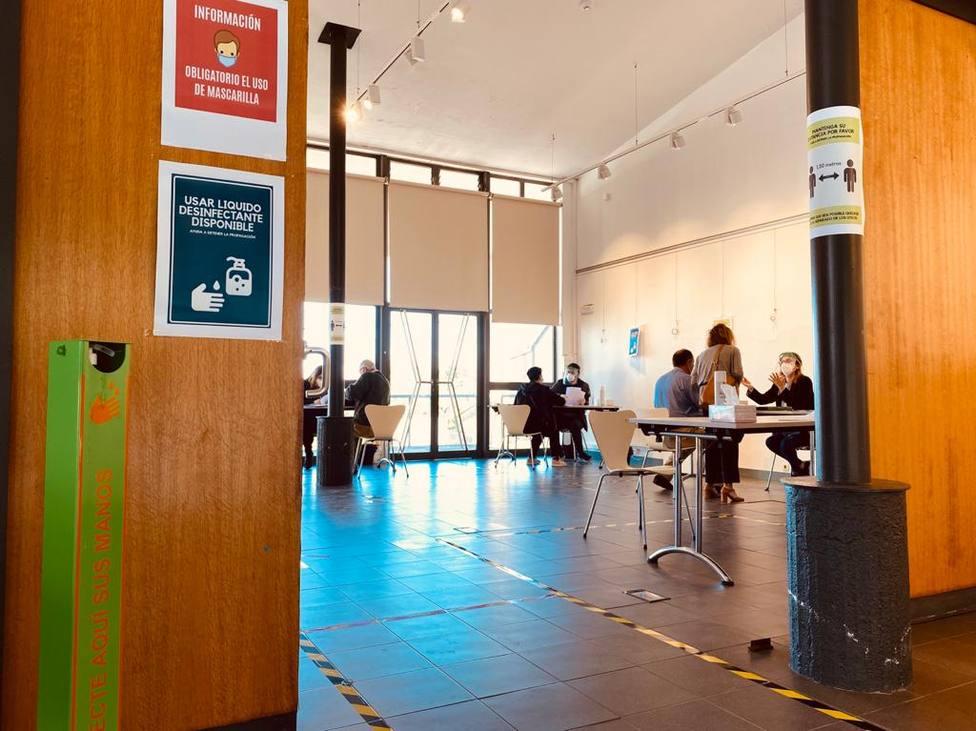 La Casa de la Cultura de Valdoviño acoge las reuniones entre propietarios y Xunta