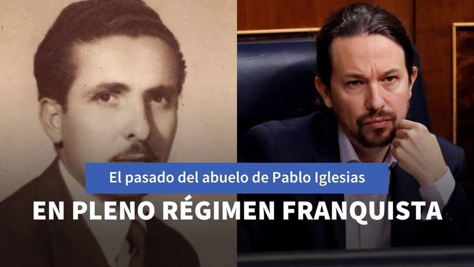 El pasado franquista del abuelo de Pablo Iglesias del que nunca ha hablado el vicepresidente