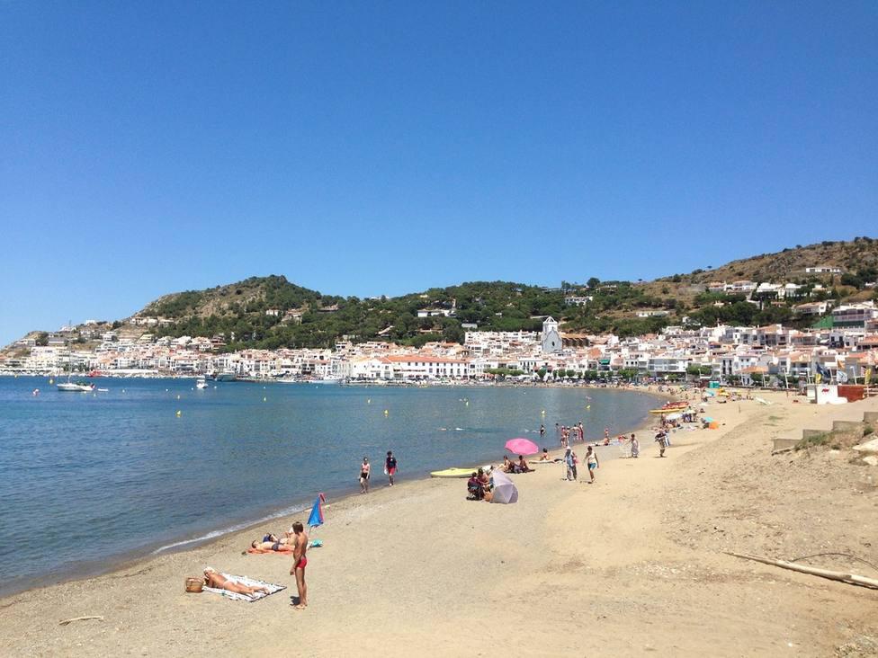 Imagen de la web del Ajuntament del Port de la Selva