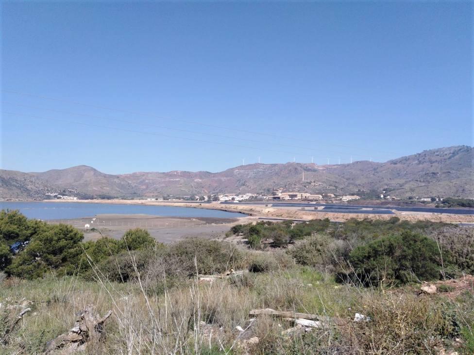 Bernabé acusa al Gobierno de gastarse el dinero de la regeneración de la bahía de Portmán en otras cosas