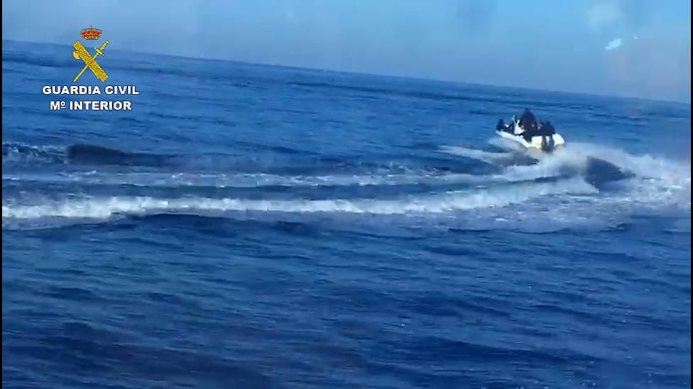 Cae una organización dedicada al tráfico de personas desde Argelia hasta España con base en Almería