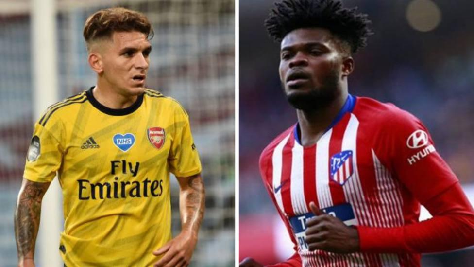 Thomas se convierte en jugador del Arsenal y Torreira firma con el Atlético como cedido