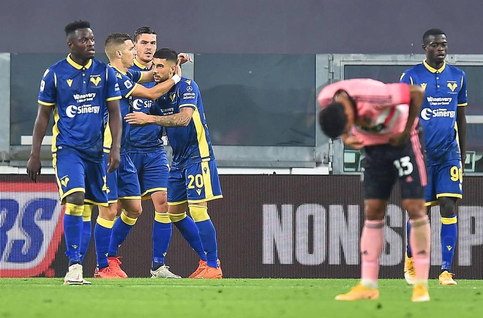 Juventus FC vs Hellas Verona