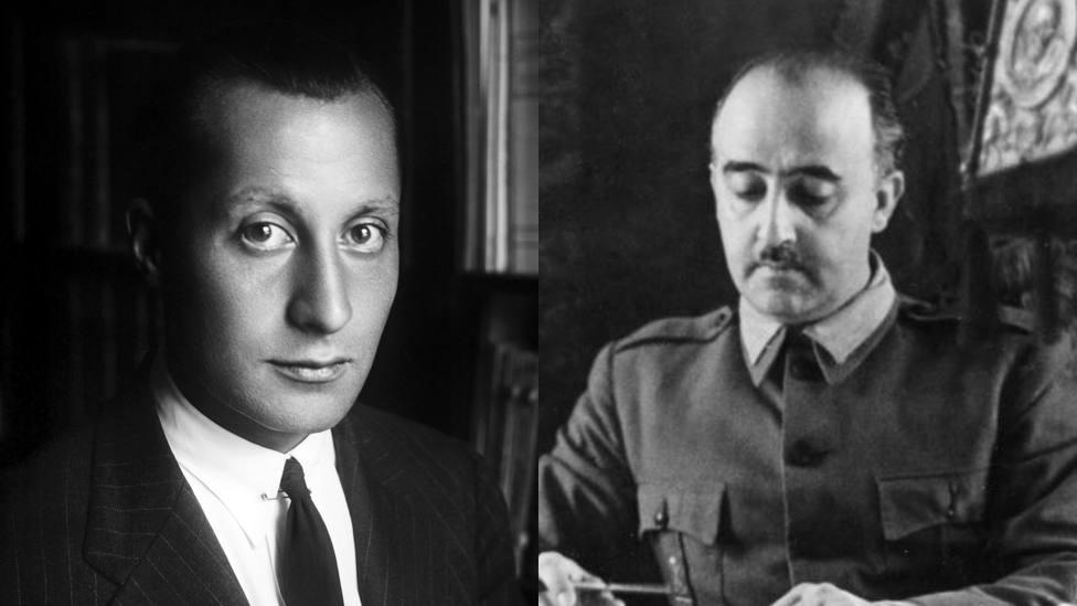 El engaño de Franco sobre la muerte de Primo de Rivera: Cuando vuelva José Antonio