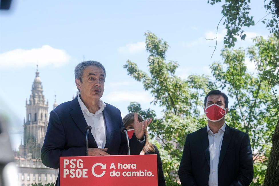 Zapatero defiende el papel actual de Arnaldo Otegi