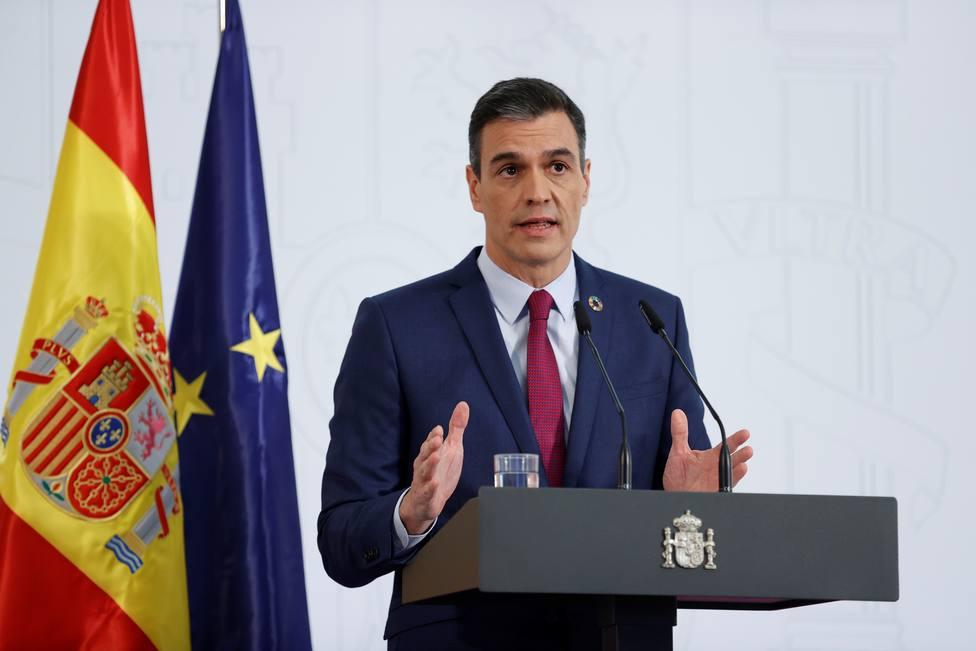 Sánchez asegura que va a reformar el sistema de pensiones con el acuerdo de todos