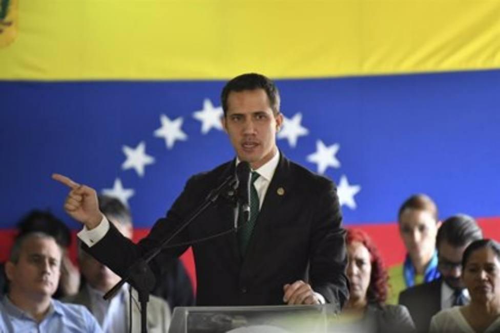 EEUU tilda de fraudulenta e ilegítima la Asamblea Nacional chavista y reitera su apoyo a Guaidó