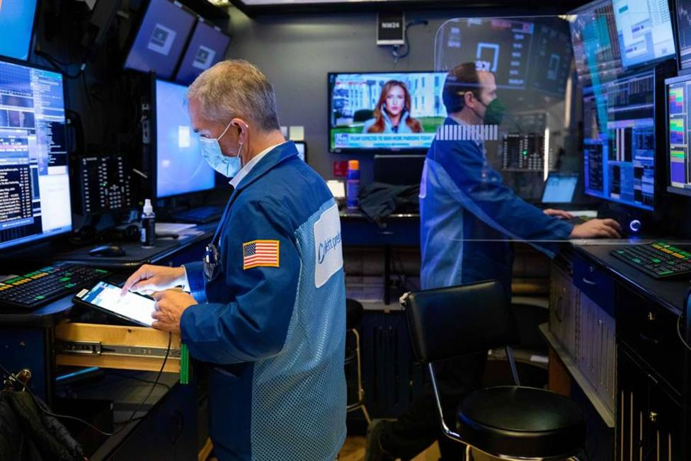 Los mercados financieros pendientes de la toma de posesión de Joe Biden