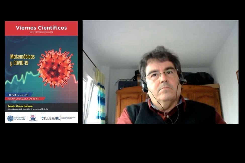 Un experto matemático: Las matemáticas ayudan a entender muchas cosas sobre la pandemia de COVID-19