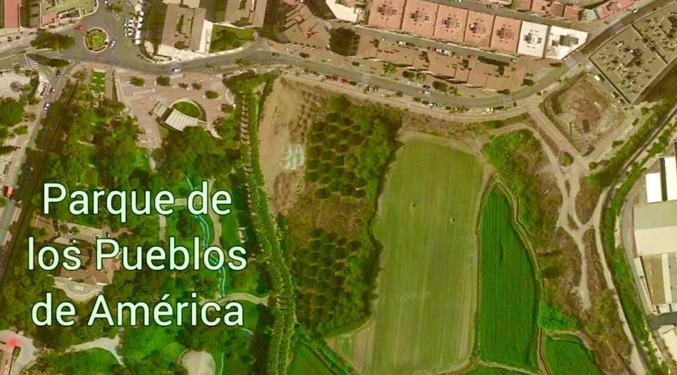 Motril contará con un HOTEL CIUDAD, situado junto al Parque de los Pueblos de América, dice la alcaldesa