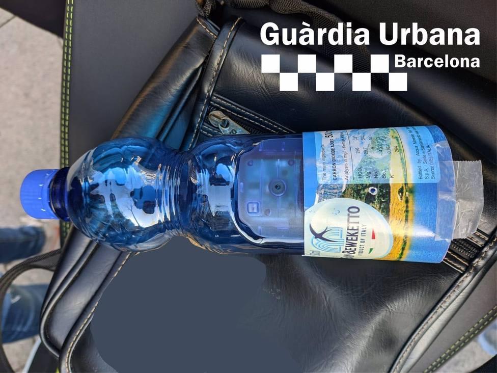 Sucesos.- Investigado por grabar las partes íntimas de mujeres con cámara oculta en Barcelona