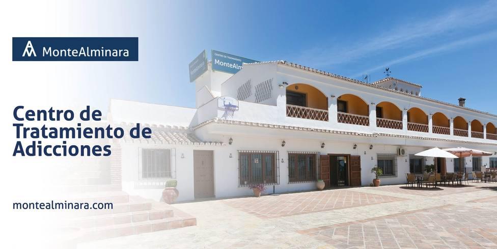 Centro MonteAlminara, el centro médico-profesional para el tratamiento de las adicciones.